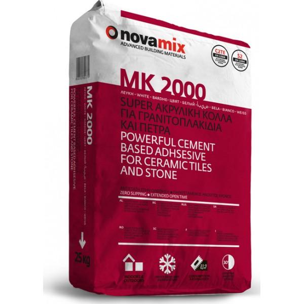 ΚΟΛΛΑ NOVAMIX MK2000 25Kg