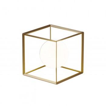 Επιτραπέζιο Φωτιστικό 6692OR Gold-White Perenz