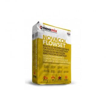 ΚΟΛΛΑ NOVACOL FLOWSET 25Kg