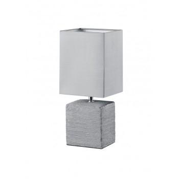 Επιτραπέζιο Φωτιστικό Ping R50131087 Grey Trio Lighting