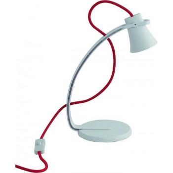 Επιτραπέζιο φωτιστικό LED Kant Λευκό 8031440358187 FAN EUROPE